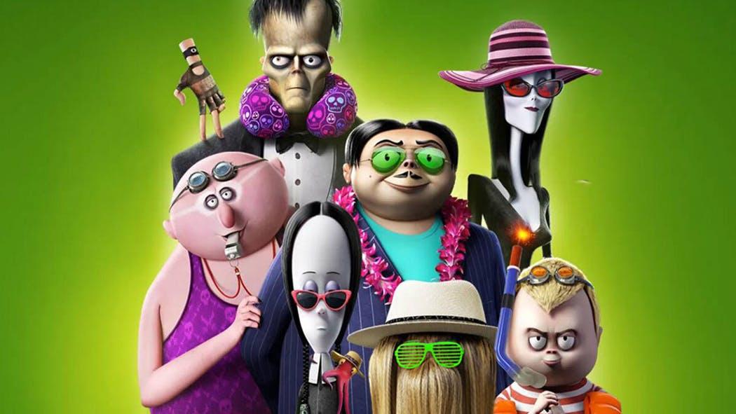 """""""Une virée d'enfer"""" : vacances explosives aux USA pour la famille Addams !"""