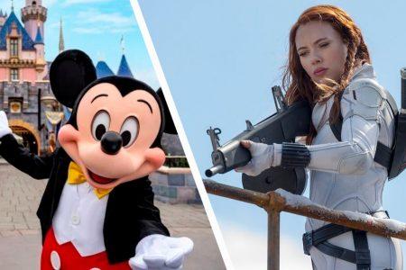 Scarlett Johansson contre Disney+ - Cultea