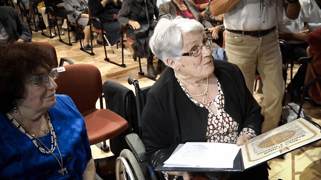 Rencontre avec Yvette Guilbaud, Juste parmi les Nations