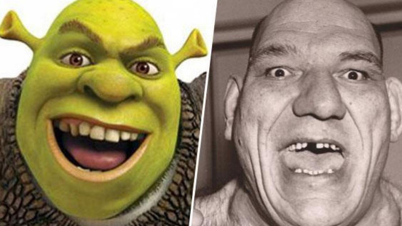 Maurice Tillet, l'homme qui inspira Shrek ?